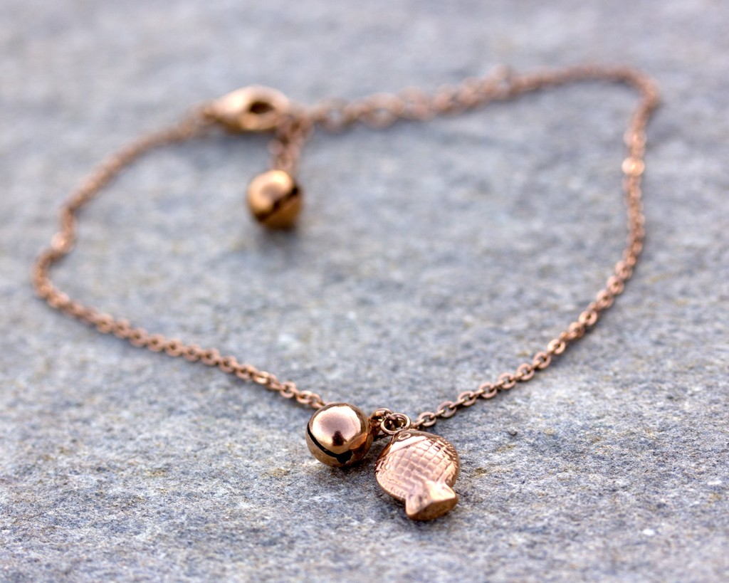 all chai rolo anklet for gold chain bracelet plated sterling rose silver necklace sizes vermeil pendant
