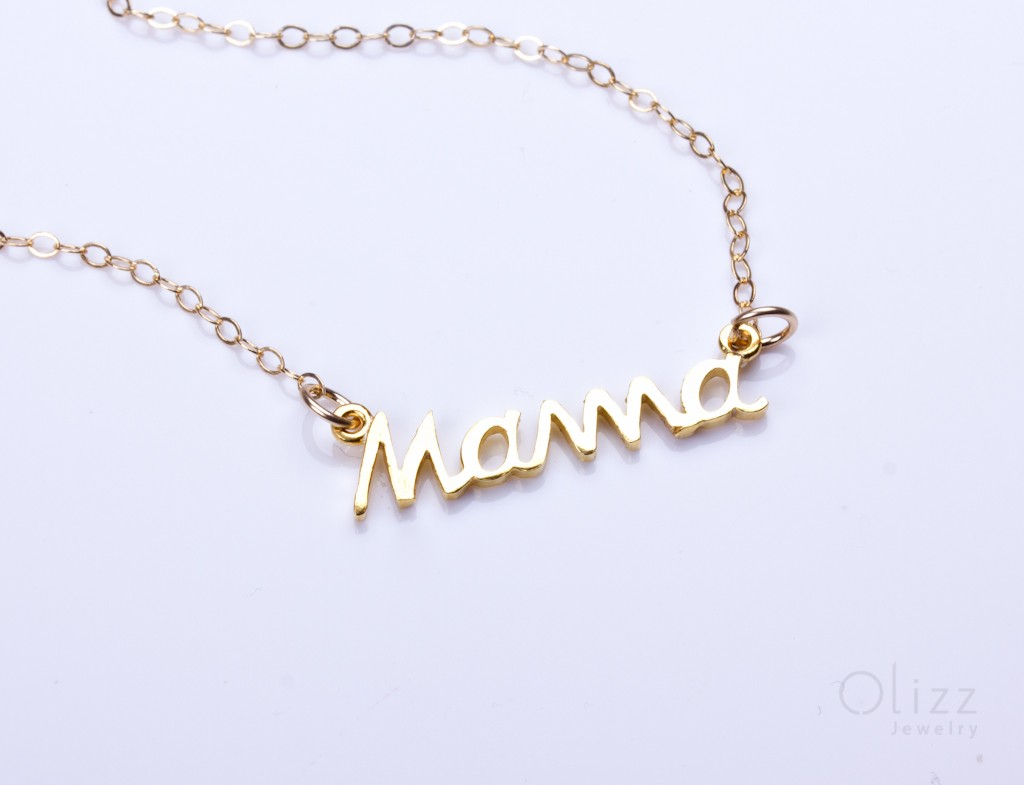 necklace products mama grace imperfect