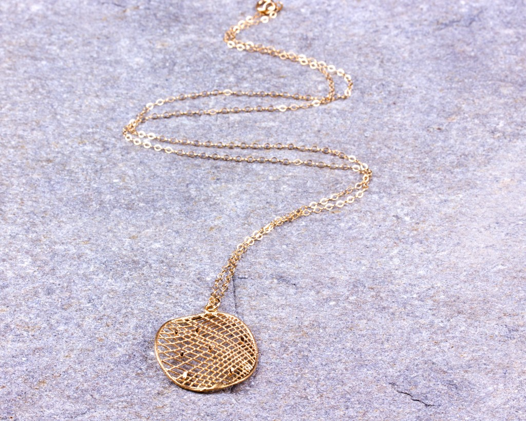 Layered Gold Necklace / Long Layered Necklace / New Gold Necklace ...