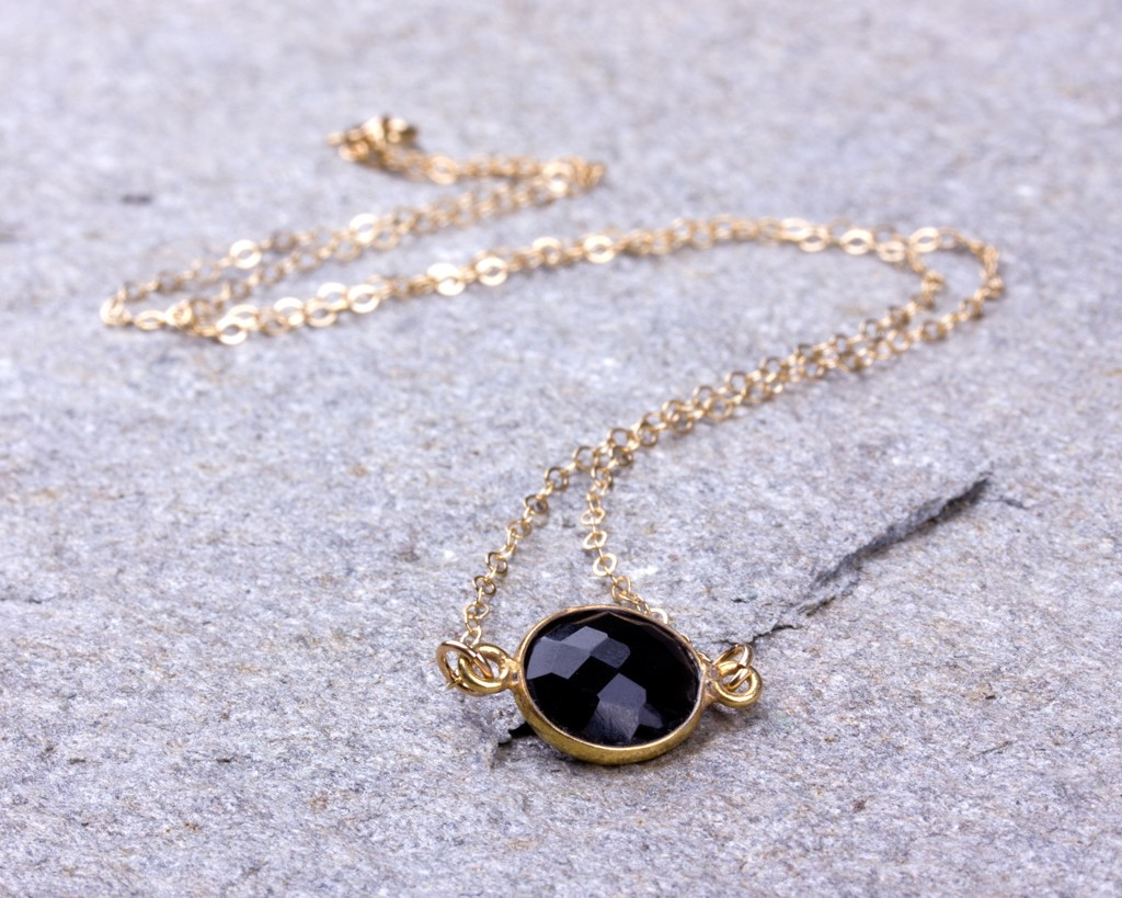 Black onyx necklace onyx necklace black stone necklace black onyx necklace onyx necklace black stone necklace bridesmaid necklace onyx pendant stone necklace winter wedding ophion aloadofball Image collections