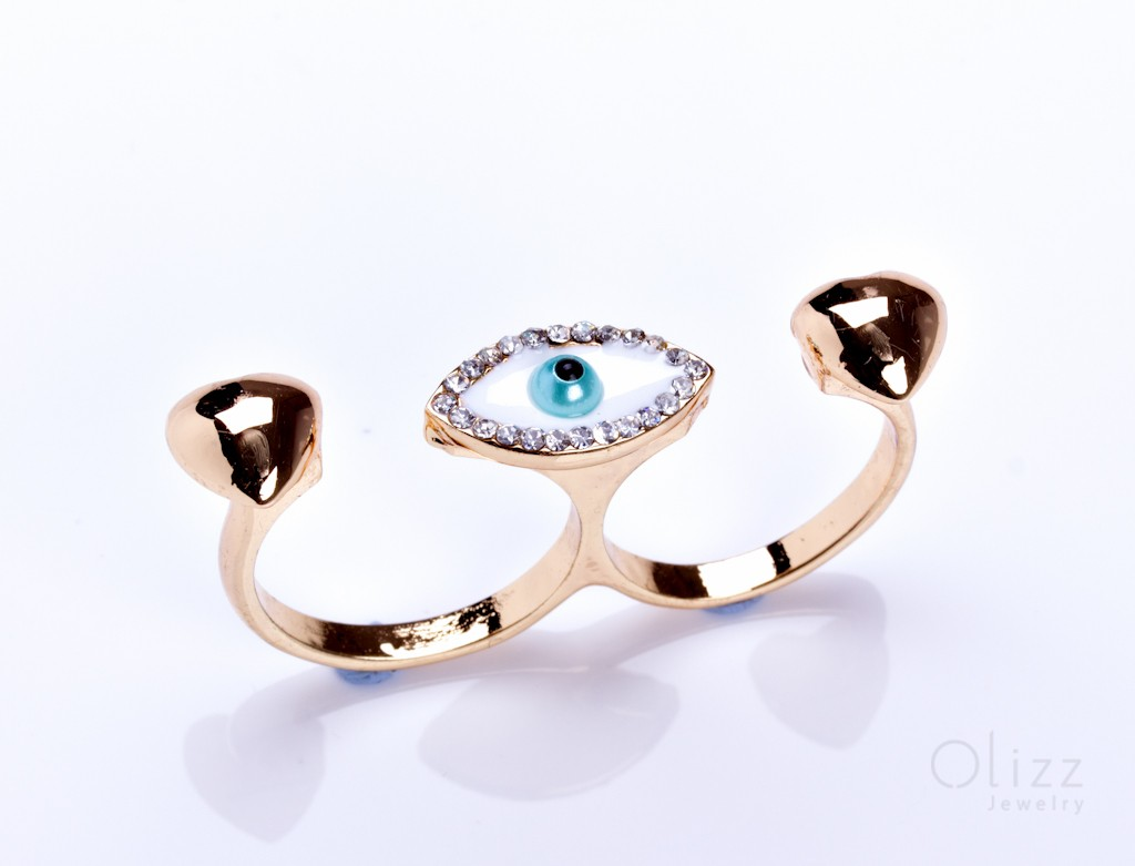 ebay bhp sterling ring rings evil eye