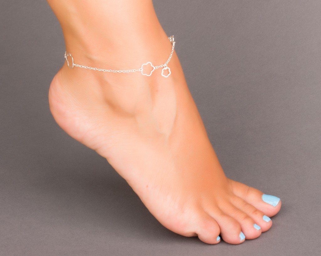 and birthstone ankle anklet heart bracelet anklets floating pin bracelets eternity