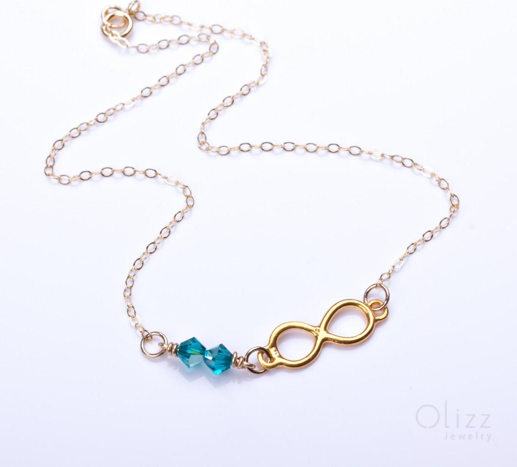 Love Ankle Bracelet Bridal Jewelry Panopia