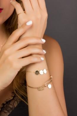 Custom Bangle Bracelet • Personalized Bangle