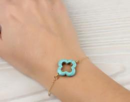 Sister Bracelet / Modern Gold Bracelet | Pandaisia