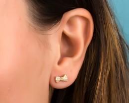 Stud Earrings For Women / Minimalistic Earrings | Pronomus