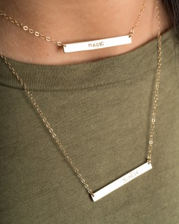 Personalized Necklaces for her