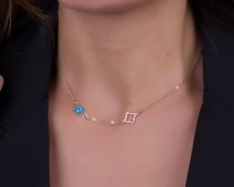 Evil Eye Necklace / Evil Eye Jewelry | Glaucia