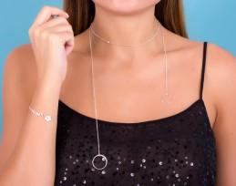 Womens Charm Bracelets / Daisy Bracelet | Akaste