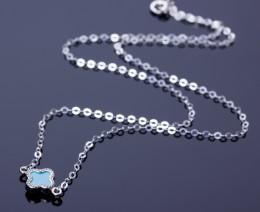 Mom Bracelet / Silver Stone Bracelet | Mimas