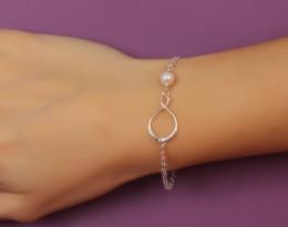 Ladies Bracelet / Double Strand Bracelet | Oupis