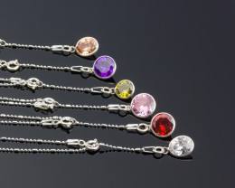 Silver Chain Anklet - Fashion Anklets