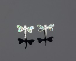 Silver Stud Earrings - Earring Posts