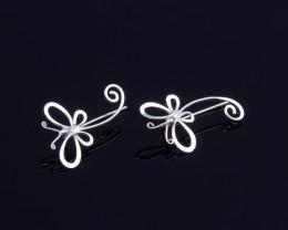Butterfly Ear Cuff - Ear Climber